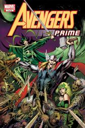 Avengers: Prime #3 
