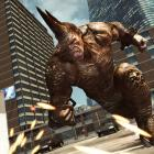 Spider-Man faces off against Rhino in The Amazing Spider-Man video game