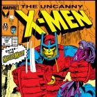 Uncanny X-Men (1963) #246 Cover