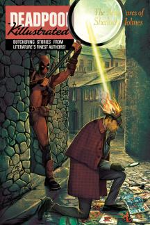 Deadpool: Classics Killustrated (2013) #4