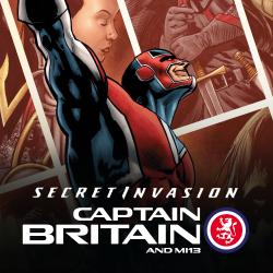 Captain Britain and MI: 13