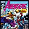 Avengers (1963) #316 Cover