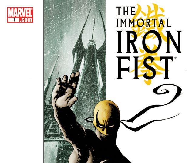 Immortal Iron Fist (2006) #1