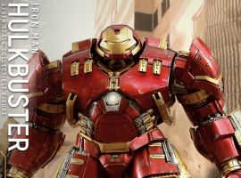 'Marvel's Avengers: Age of Ultron' 1/6th scale Hulkbuster Collectible Figure by Hot Toys