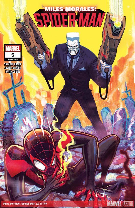 Miles Morales: Spider-Man (2018) #5
