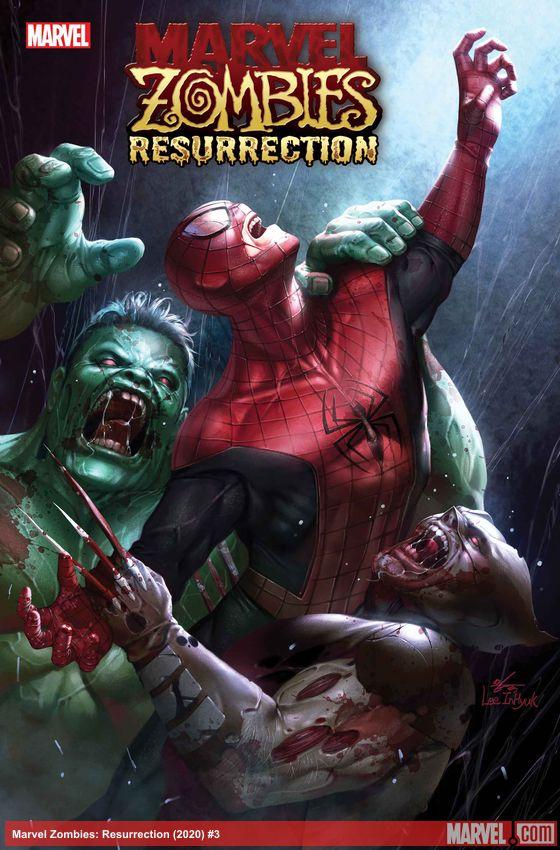 Marvel Zombies: Resurrection (2020) #3