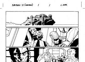 Nation X (2009) #1