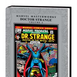 Marvel Masterworks: Doctor Strange Vol. 4 (Hardcover)