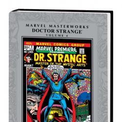 Marvel Masterworks: Doctor Strange Vol. 4 (2010 - Present)