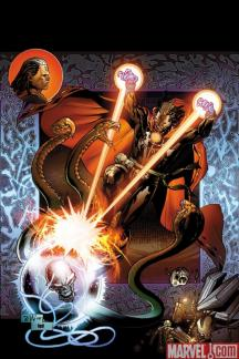 Doctor Voodoo: Avenger of the Supernatural #1  (BILLY TAN VARIANT)