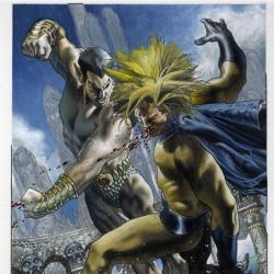 DARK AVENGERS/UNCANNY X-MEN: EXODUS #1 (BIANCHI VARIANT)