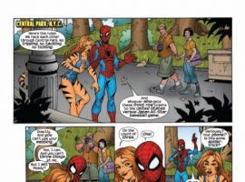 Marvel Adventures The Avengers #39, page 1