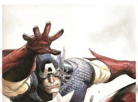 CAPTAIN AMERICA: REBORN #3 (VARIANT)