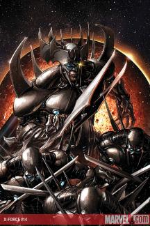 X-Force (2008) #14