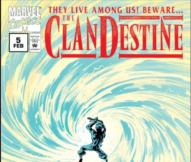 Clandestine #5