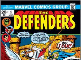 Defenders, The #4