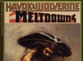 Havok & Wolverine- Meltdown #4