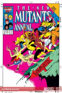 New Mutants Annual (1984) #2