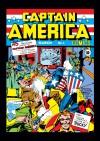 CAPTAIN AMERICA COMICS #1 COVER