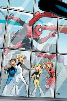 Avengers and Power Pack Assemble! #3