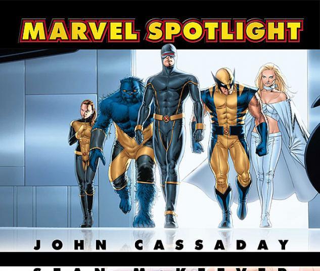 MARVEL SPOTLIGHT: JOHN CASSADAY/SEAN #1
