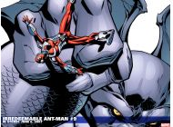 Irredeemable Ant-Man (2006) #9 Wallpaper
