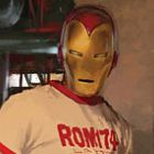 Clothes Make the Iron Man
