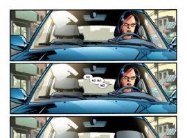 New Avengers #3 preview art by Stuart Immonen
