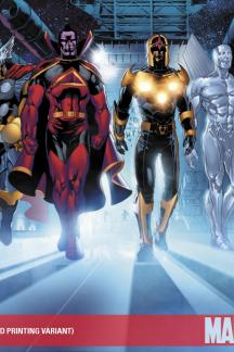 The Thanos Imperative (2010) #3 (2ND PRINTING VARIANT)