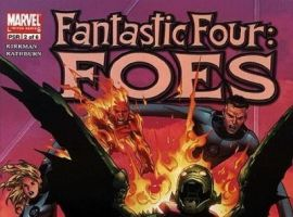 Image Featuring Fantastic Four, Human Torch, Invisible Woman, Mr. Fantastic, Thing