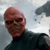 Hugo Weaving stars as the Red Skull in Captain America: The First Avenger