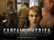 Captain America: The First Avenger Wallpaper #17
