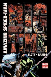 Amazing Spider-Man (1999) #650 (2ND PRINTING VARIANT)