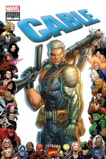 Cable (2008) #17 (70TH FRAME VARIANT)