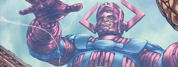 Sneak Peek: Fantastic Four #602