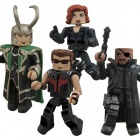 Marvel Select & Minimates Avengers Preview