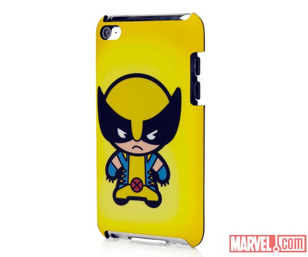 iPod touch 4 Marvel Kawaii Line - Wolverine