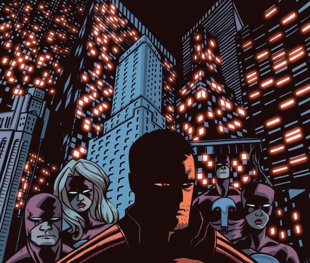 Powers: Bureau  (2012) #6 Cover