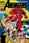 Avengers (1963) #307 Cover
