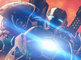 Marvel AR: Iron Man #25 Cover Recap