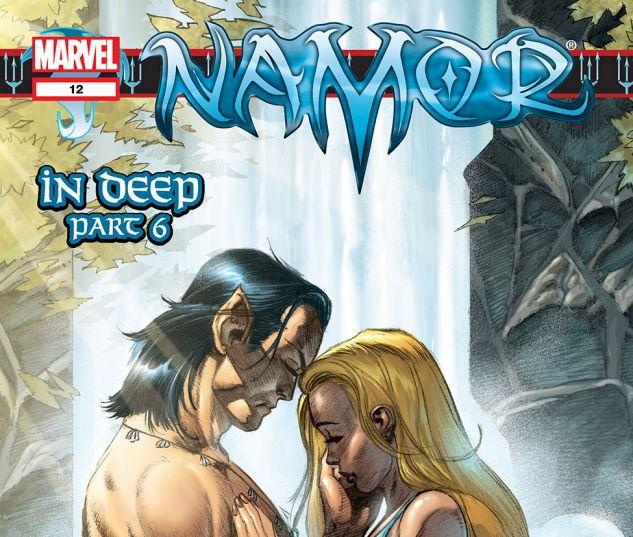 Namor (2003) #12
