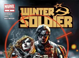 WINTER SOLDIER (2012) #2