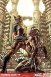 Wolverine Origins #48 