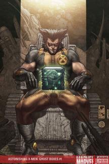 Astonishing X-Men: Ghost Boxes (2008) #1