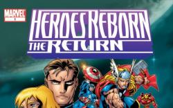 HEROES RETURN #1