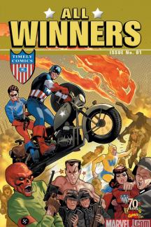 All Winners Comics 70th Anniversary Special (2009) #1