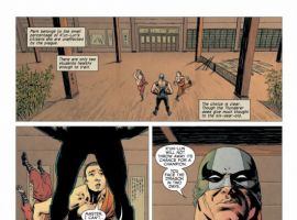 IMMORTAL IRON FIST #24 preview page 6