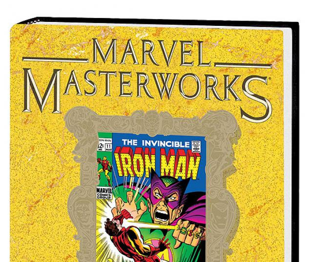 MARVEL MASTERWORKS: THE INVINCIBLE IRON MAN VOL. 5 HC #1