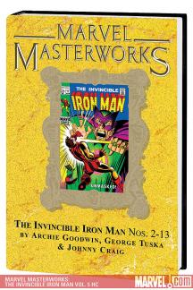 Marvel Masterworks: The Invincible Iron Man Vol. 5 (Hardcover)
