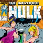 INCREDIBLE HULK #347 COVER